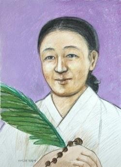 Maria Yi Seong