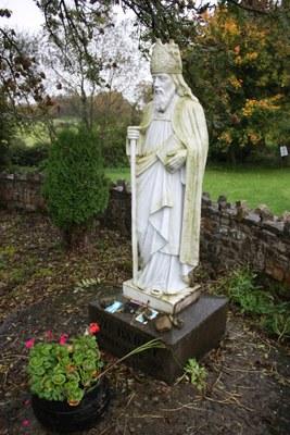 St. Barry's Well i Kilbarry i grevskapet Roscommon i Irland