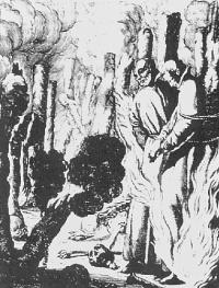 De salige Frans Pacheco og hans †tte ledsagere, martyrer SJ