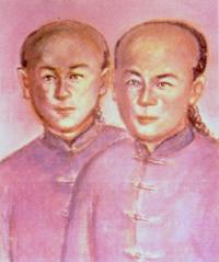 Josef Wang Kuixin og Johannes Wang Kuiju (-1900)