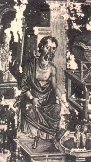 Den hellige Kyprian av Kartago (~200-258)