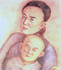 Lang-Yang og Paulus Lang Fu (-1900)