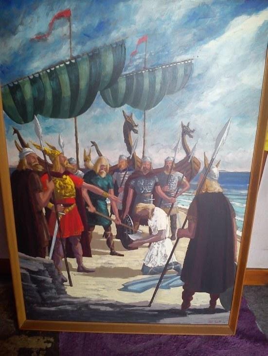 George Scott (1915-74): St. Magnus' martyrium (1964)