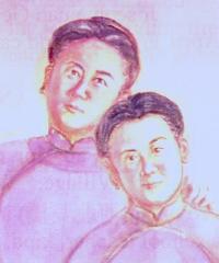 Maria Du-Tian og Magdalena Du Fengju (-1900)
