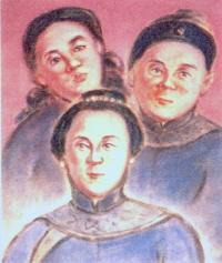 Maria Zhao-Guo, Rosa Zhao og Maria Zhao (-1900)