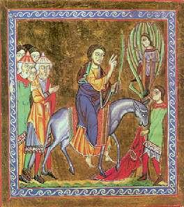 Liutold-Evangeliar, Mondsee ca 1170, Biedermanns Symbolleksikon