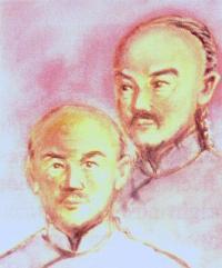 Peter Li Quanhui og Raimund Li Quanzhen (-1900)