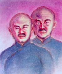 Peter Zhao Mingzhen og Johannes Baptist Zhao Mingxi (-1900)