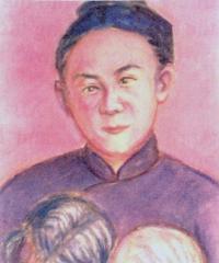 Teresa Zhang-He (1864-1900)
