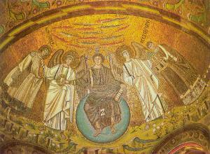 Mosaikk fra San Vitale i Ravenna