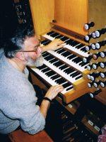 Hauken på orgelkrakken
