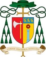 Biskop Erik Vardens våpen