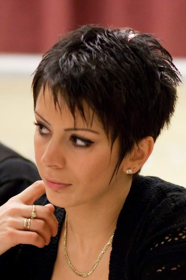 Melita Španić; foto: Øyvind Tryti 2010-01-08