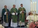 En troika av sogneprester i St. Svithun menighet
