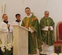 P. Voiht taler til menigheten