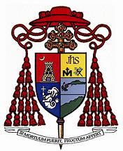Kardinal Rosales' våpen