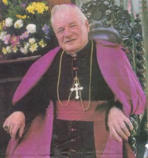 Erkebiskop John Aloysius Ward