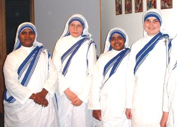 Misjonarki miłości - siostry w Bergen