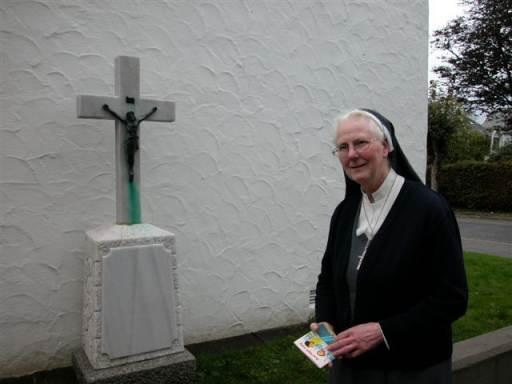 sr. Angeline Menting (foto: Ingvild Slettebø)