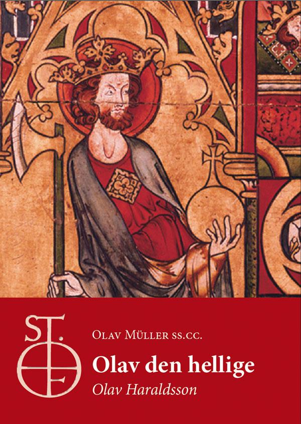 Omslag biografi Olav