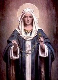 Vår Frue av Rosenkransen