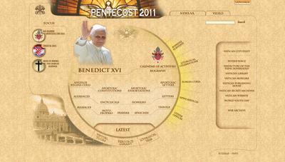Vatikanets nettsted
