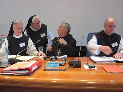 Trappist generalkapittel 2011