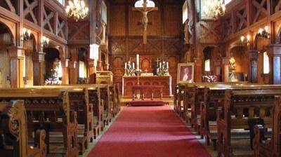 Kirkerommet i Porsgrunn