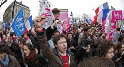Demo i Paris