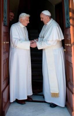 Benedikt og Frans