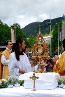 Monstrans Bergen Corpus Christi 2013