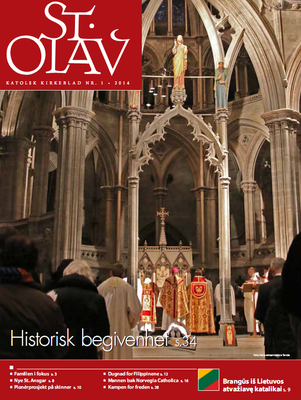 St. Olav nr. 1/2014
