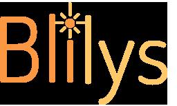 Bli Lys logo
