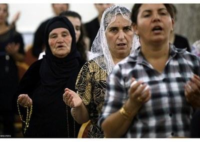 Irakiske kristne i Nineveh