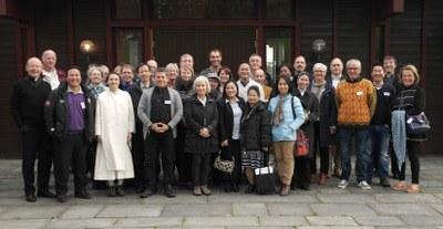 Gruppebilde pastoralrådet høst 2014