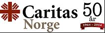 Caritas jubileumslogo
