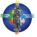 Logo nordisk valfart Lourdes