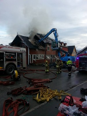 Brann Harstad oktober 2015