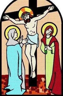 Jesus på korset clipart.jpg