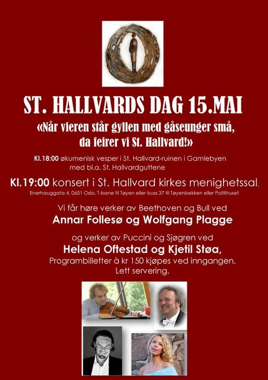 Plakat Hallvardkonserten (rød).jpg
