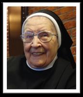 In memoriam: Til Guds Barmhjertighet anbefaler vi sjelen til vår elskede søster M. Albina.
