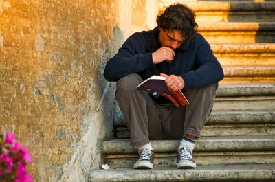 Åndelig lesning