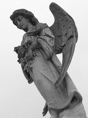 Engel - statue