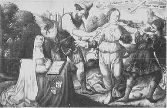 Godeleva av Ghistelles (~1050-1070)