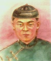 Johannes Chen Xianheng (1820-1862)