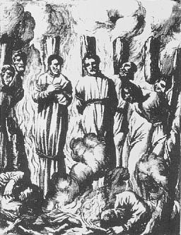 De salige Karl Spinola, Sebastian Kimura og deres syv ledsagere, martyrer SJ