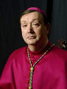 Biskop Bernt Eidsvig (foto: Olav Hasselknippe)