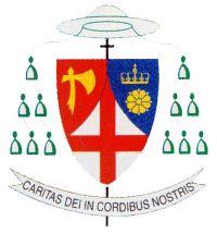 Biskop Müllers våpenskjold