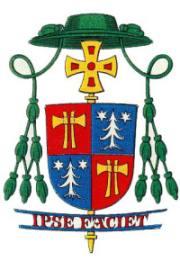 Biskop Grans våpenskjold