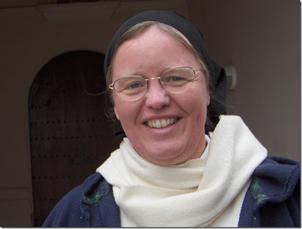 Sr. Merete Maria av Eukaristien OP (Merete Ruud-Christensen)  Foto: Ingrid Paluska